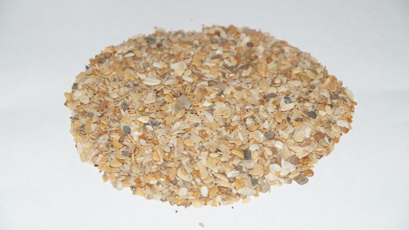 Ракушка морская (чешуйчатый кальцит) 1-5 мм