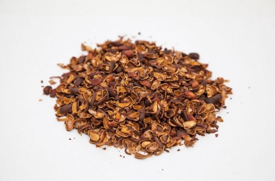 Скорлупа кедрового ореха 3-5 мм