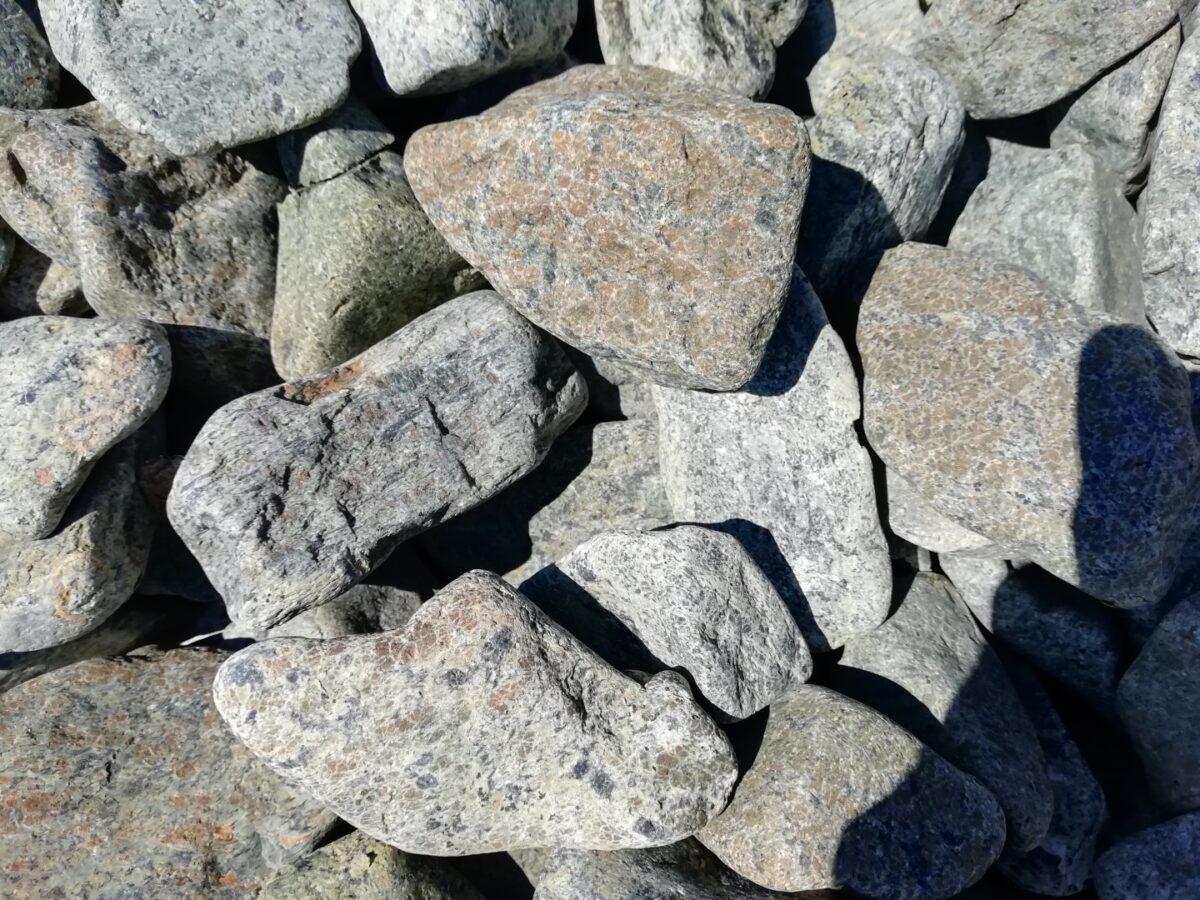Серпентинит щебень 40-70 мм