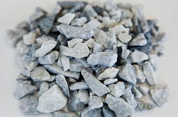Щебень мраморный фракция 5-20 мм серый